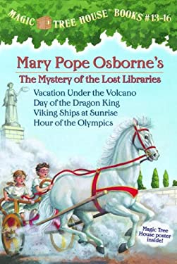 Magic Tree House Volumes 13-16 Boxed Set 9780375846618