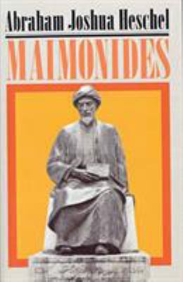 Maimonides: A Biography 9780374517595