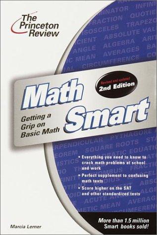 Math Smart, 2nd Edition 9780375762161