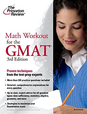 The Princeton Review Math Workout for the GMAT 9780375429859