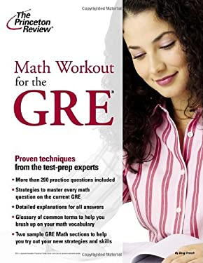 The Princeton Review: Math Workout for the GRE 9780375429842