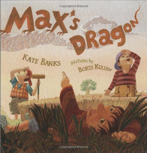 Max's Dragon 9780374399214