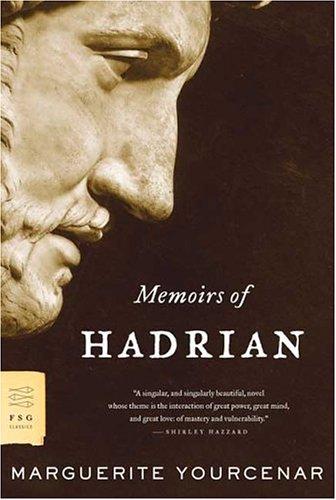 Memoirs of Hadrian 9780374529260