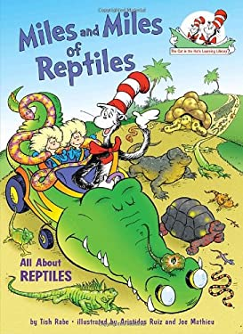 Miles and Miles of Reptiles: All about Reptiles 9780375828843