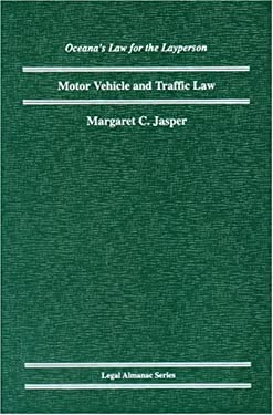 Motor Vehicle Law 9780379113297