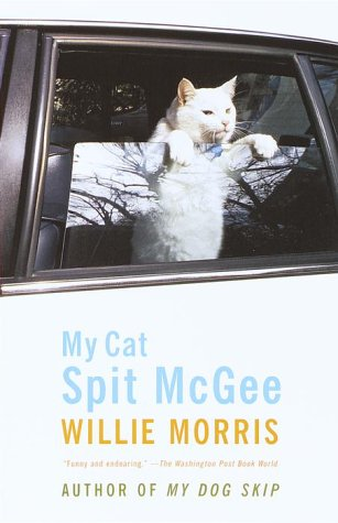 My Cat Spit McGee 9780375706936
