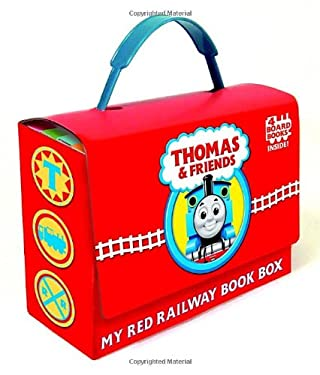 Thomas and Friends: My Red Railway Book Box (Thomas & Friends) 9780375843228