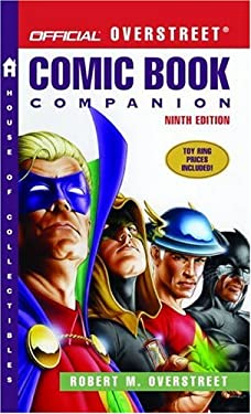 Official Overstreet Comic Book Companion 9780375721106