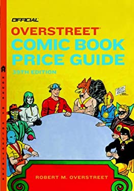 Official Overstreet Comic Book Price Guide 9780375723117