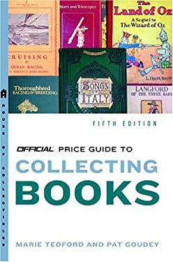 Official Price Guide to Books, 5th Edition 9780375720970