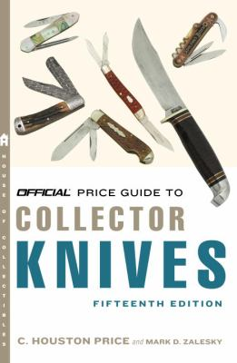 Official Price Guide to Collector Knives 9780375722806
