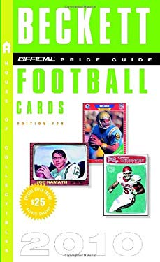 Official Price Guide to Football Cards 2010 9780375723278
