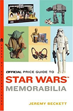 Official Price Guide to Star Wars Memorabilia 9780375720758