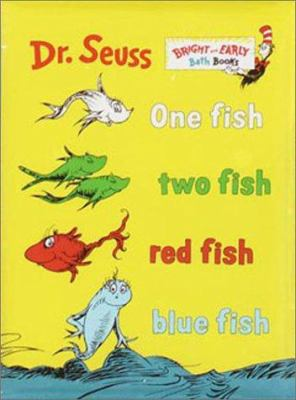 One Fish, Two Fish, Red Fish, Blue Fish 9780375811647