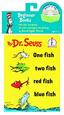 One Fish, Two Fish, Red Fish, Blue Fish (Book & CD) 9780375834974