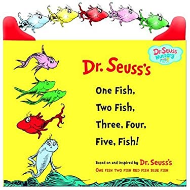One Fish, Two Fish, Three, Four, Five Fish 9780375833878