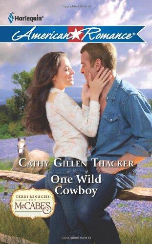 One Wild Cowboy 9780373753543