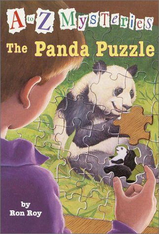 A to Z Mysteries: The Panda Puzzle 9780375802713