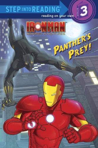 Ironman Armored Adventures: Panther's Prey! 9780375967764