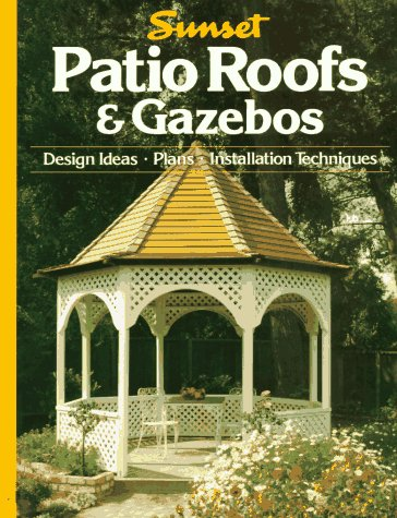 Patio Roofs and Gazebos 9780376014399