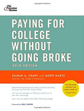 Paying for College Without Going Broke 9780375429422