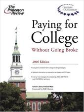 Paying for College Without Going Broke promo code 2015