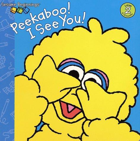 Peekaboo! I See You! (Sesame Street) 9780375815126