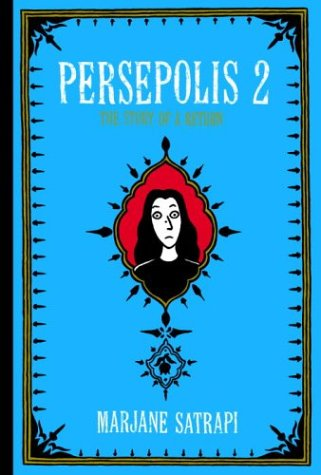 Persepolis 2: The Story of a Return 9780375422881