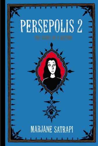 Persepolis 2: The Story of a Return 9780375714665