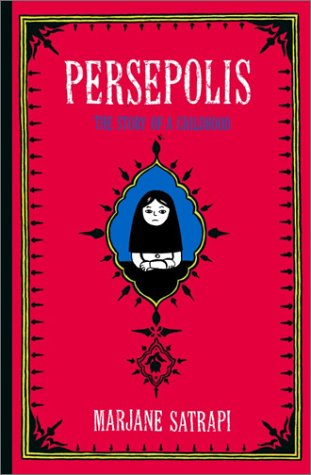 Persepolis: The Story of a Childhood 9780375422300
