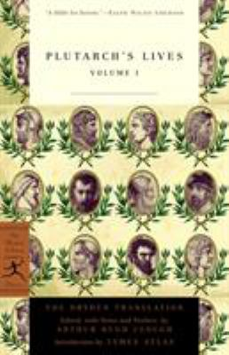 Plutarch's Lives, Volume 1 9780375756764