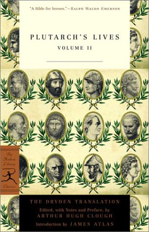 Plutarch's Lives, Volume 2