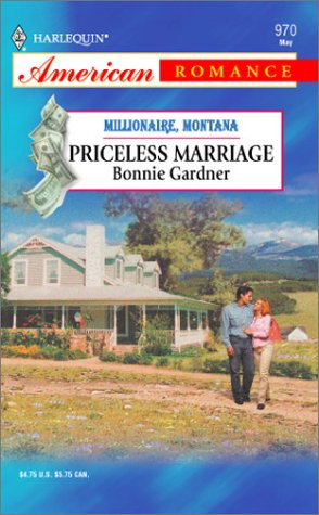 Priceless Marriage (Millionaire, Montana) 9780373169702