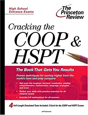 Princeton Review Cracking the COOP/HSPT 9780375761430