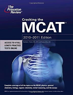 Princeton Review Cracking the MCAT 9780375429637