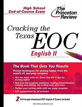 Princeton Review Cracking the Texas EOC: English II 9780375755699