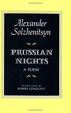 Prussian Nights: A Poem 9780374513917