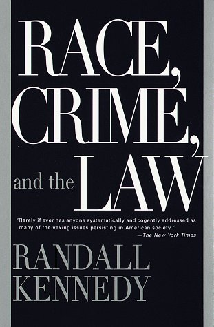 Race, Crime, and the Law 9780375701849