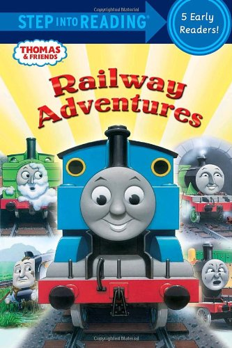 Railway Adventures (Thomas & Friends) 9780375866531