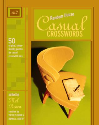 Random House Casual Crosswords, Volume 7 9780375723315