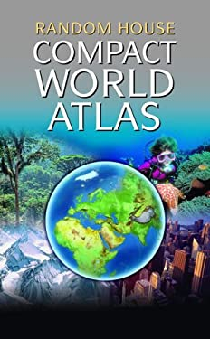 Random House Compact World Atlas 9780375721892