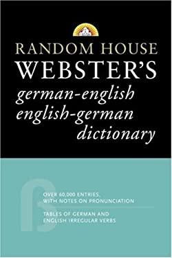 Random House Webster's German-English English-German Dictionary 9780375721946