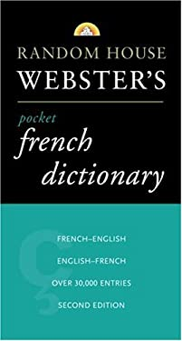 Random House Webster's Pocket French Dictionary, 2nd Edition 9780375701566