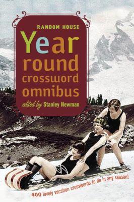 Random House Year Round Crossword Omnibus 9780375722011