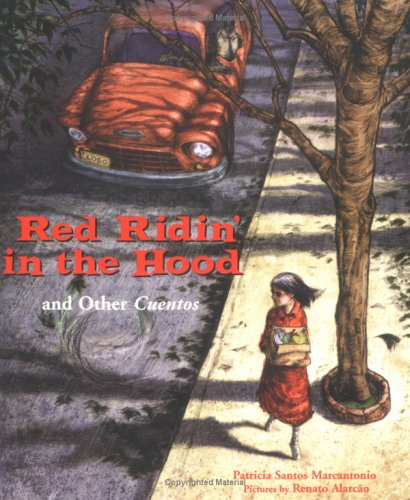 Red Ridin' in the Hood: And Other Cuentos 9780374362416