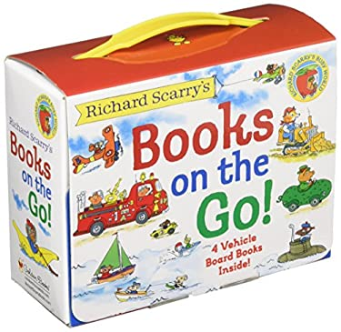 Richard Scarry's Books on the Go 9780375875229