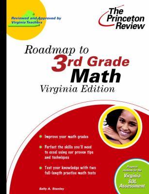 Roadmap to 3rd Grade Math, Virginia Edition 9780375755767