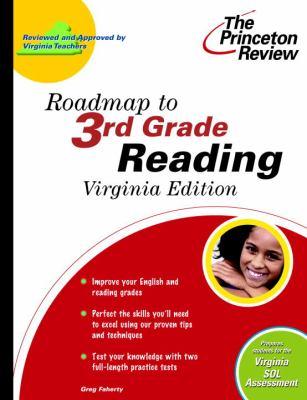 Roadmap to 3rd Grade Reading, Virginia Edition 9780375755750