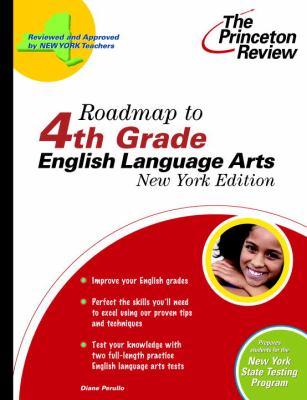 Roadmap to 4th Grade English Language Arts 9780375763540
