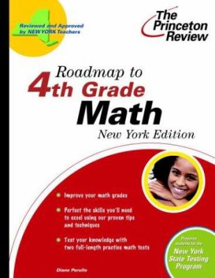 Roadmap to 4th Grade Math 9780375763533